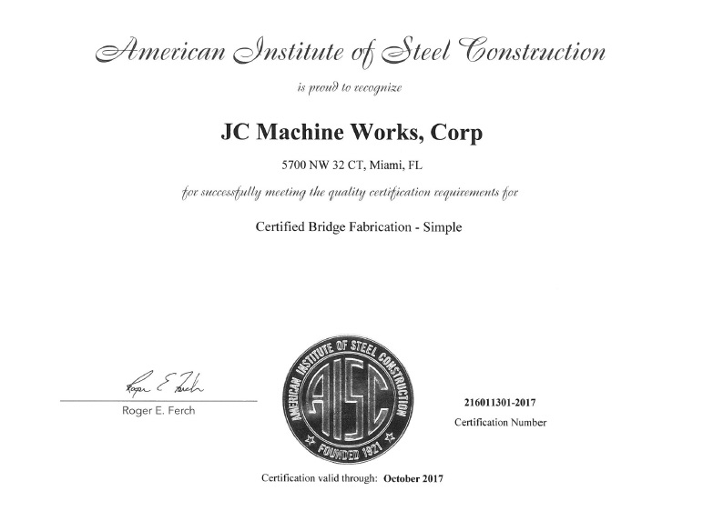 jc machine shop
